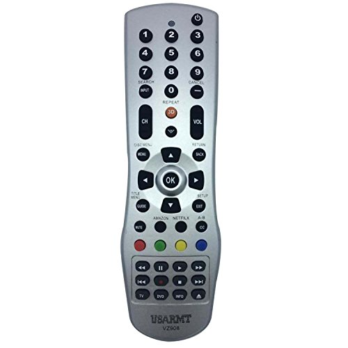 Vinabty New Replaced Universal Remote fit for VIZIO Brand LC