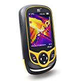 220 x 160 Thermal Imaging Camera, Pocket-Sized Infrared Camera with Real-Time Thermal Image, Temperature Measurement Range -4°F to 572°F, Mini IR Thermal Imager, Hti-Xintai