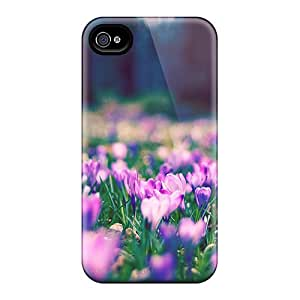 TcK2207ZkoP Anti-scratch Cases Covers DeannaTodd Protective Spring Flower Park Cases For Iphone 5/5s