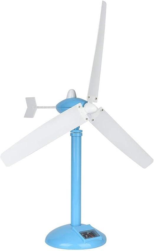 Kit de Ciencia de energía eólica, generador de Viento para niños ...