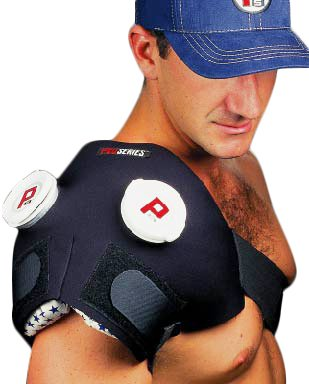 ProSeries Double Shoulder Ice Pack System by ProSeries
