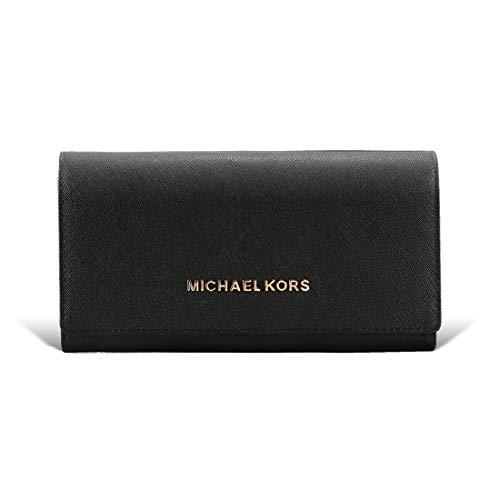 00ee4b35ddb9 (マイケル マイケルコース) MICHAEL MICHAEL KORS 財布 レディース 長財布 二つ折り レザー ロング