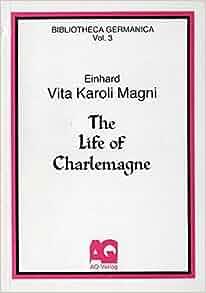 einhard life of charlemagne pdf
