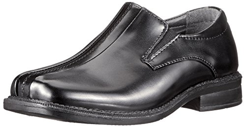 Deer Stags Wings Slip-On (Toddler/Little Kid/Big Kid),Black,12 M US Little Kid