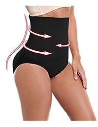 LANFEI Women Hi-Waist Shaper Panty Hip Enhancer Slimming Tummy Control Underwear