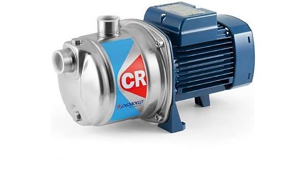 Bomba Eléctrica Pedrollo 3 CRM/80 0.60hp V220 – 230: Amazon.es ...