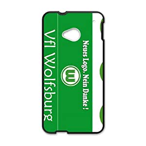 Bundesliga Pattern Hight Quality Protective Case for HTC M7