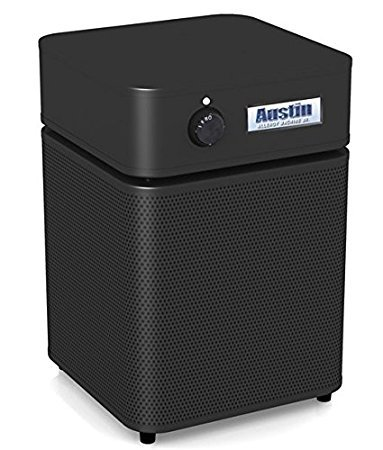 Austin Air Healthmate Jr. HM200 HEPA Air Purifier - Black Color