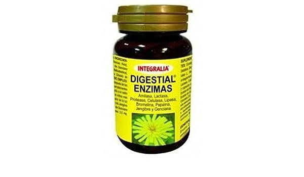 Digestial Enzimas 60 cápsulas de Integralia: Amazon.es: Salud y ...