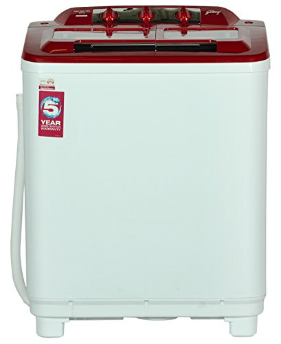 Godrej 6.5 Kg Semi-automatic  Washing Machine