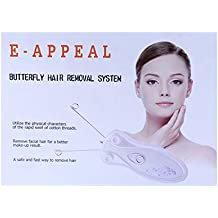 Butterfly Hair Removal System. High Quality Thread machine for Facial and body hair removal.