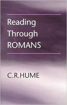 Book Reading Through Romans
