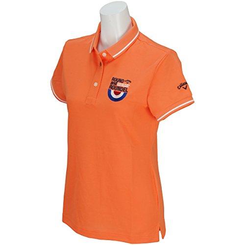 (キャロウェイ アパレル) Callaway Apparel 速乾 半袖 ポロシャツ (ハイブリッドマジック) ゴルフ ウェア / 241-7251800 [ レディース ]