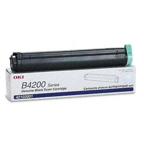 Okidata B4100, 4200, 4250, 4300, 4350 (3,000 para impresora Canon ...