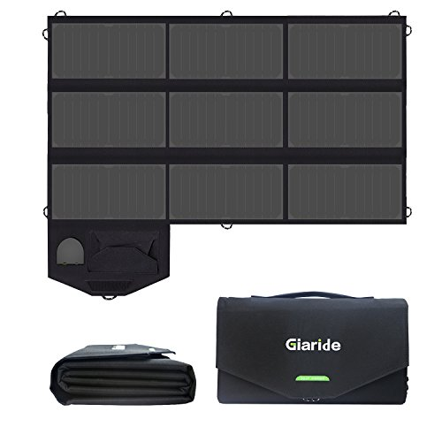 60 watt foldable solar panel - 8