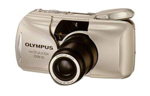 OLYMPUS Epic Zoom 80 Deluxe Camera