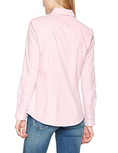 Camisa 1139102 Clothing Crew Classic Mujer Para Oxford clspink Rosa Shirt Ox7IqBv