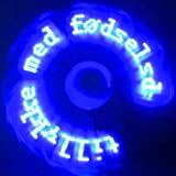GohEunGyung shop LED Digital Clock Fan with USB for Summer Office Gadget Desk Flexible Gooseneck