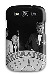 Cute High Quality Galaxy S3 Photography Black And White Case