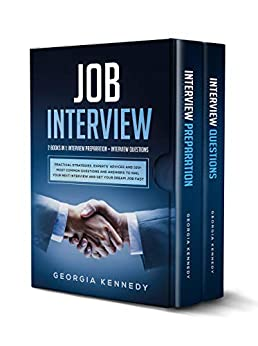 Job Interview Preparation Questions Strategies ebook product image