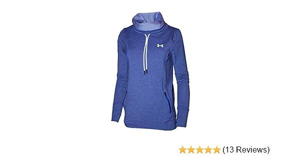 Under Armour Feathweight Fleece Long Sleeve Womens Shirt 1293020