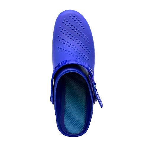 Complete Reposa Blu Con Laccio Zoccoli Modello Professionali qFvw1qPU