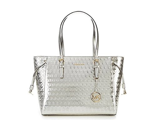 Michael Kors Voyager Medium Top Zip tote bag (Champagne) ()