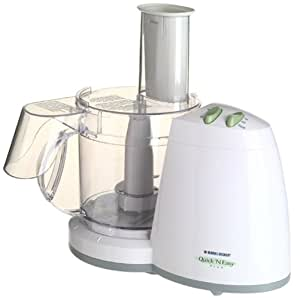 Black And Decker Quick N Easy Food Processor