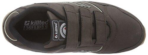 Braun Velcro Scarpe Rossi Marrone 00315 Adulti Killtec Multisport Unisex Outdoor dunkelbraun 8Eqn8a5