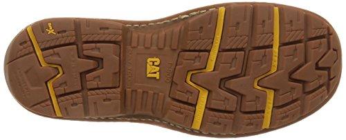 Cat Footwear Fabricate 6 Ct S3 Sra - Calzado de protección de cuero para hombre dorado - Gold (Honey Reset)