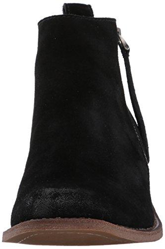 Women's Vita Suede Dolce Black Bootie Ankle Sibil Rx5qdqwT