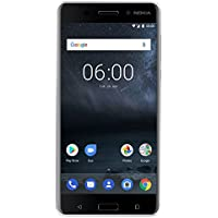 Nokia 6 - Android 8.0 - 32 GB - 16MP Camera - Dual SIM...
