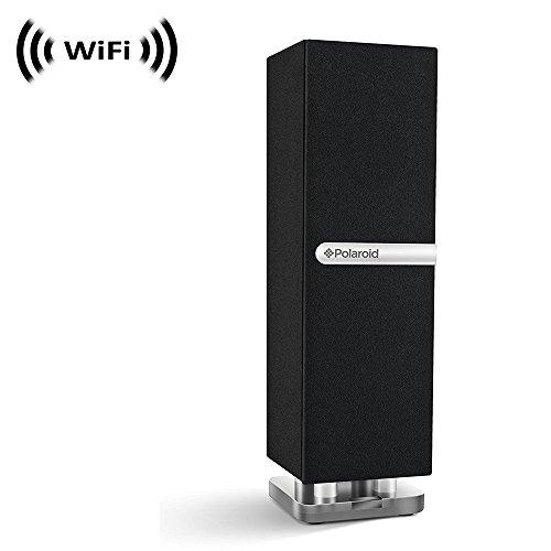 1080p IMX323 Sony Chip Super Low Light Wireless Spy Camera with WiFi Digital IP Signal, Recording Remote Internet Access Camera Hidden in Bluetooth Mini Desk Tower Speaker