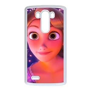 Tangled LG G3 Cell Phone Case White W9888122