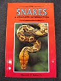 A Complete Introduction to Snakes, Mervin F. Roberts, 0866223525