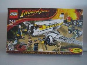[해외] LEGO (레고) INDIANA JONES (인디안나 존스) 7628 PERIL IN PERU 한정품 블럭 장난감 (병행수입)