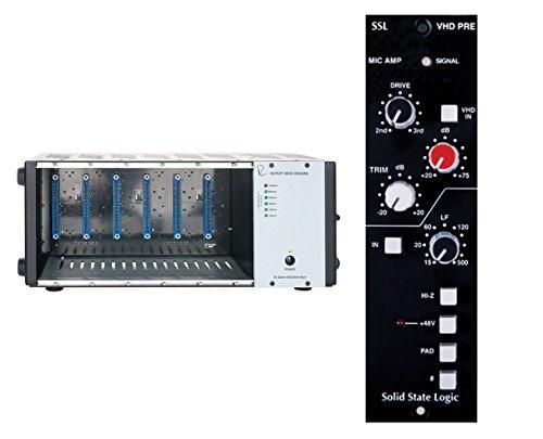 Rupert Neve Designs R6 500 Series Rack Chassis + SSL VHD Mic Pre Preamp ()