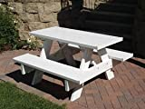 Dura-Trel 11127 4-Feet Kids Picnic Table