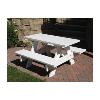 Dura Trel 11127 4 Feet Kids Picnic Table