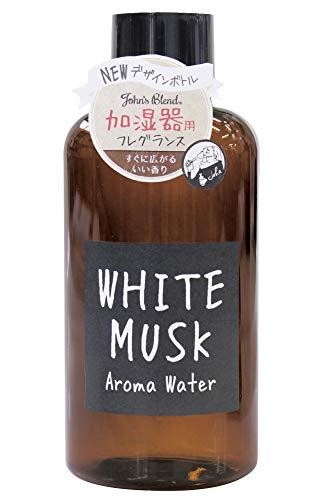 実行可能非効率的な転送ノルコーポレーション JohnsBlend(ジョンズブレンド) アロマウォーター 加湿器用 520ml ホワイトムスクの香り OA-JON-23-1 リキッド?液体 単品