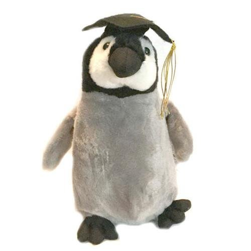 Penguin Chick Graduation Plush, Grad, Stuffed Animal (10