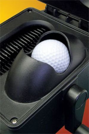 KelMar DCA101-Dual Clean Advantage Portable Golf Ball Washer and Club Head Cleaner