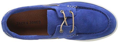 Jack   Jones Lambert, Men s Boat Shoes, Blue (Estate Blue), 8 UK   Amazon.co.uk  Shoes   Bags 1d93a9bf46c2
