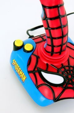 - Jakks Pacific Spiderman 5 in 1 TV Games