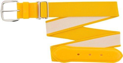 Adidas Youth Baseball Belt (Gold Youth)