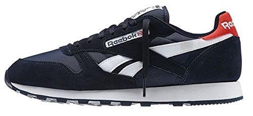 Reebok Classic Sport M44806 Blau-Weiß Größe Euro 41 / US 8,5 / UK 7,5 / 26,5 cm