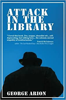 Image result for attack in the library