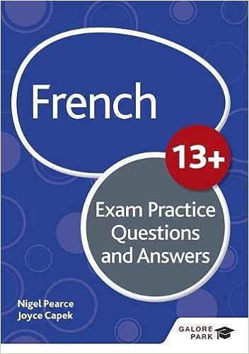Como Descargar En Elitetorrent French For Common Entrance 13+ Exam Practice Questions And Answers Epub Gratis No Funciona