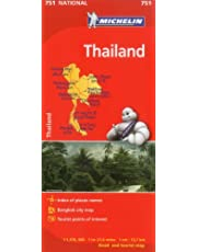 Thailand Road Map 1:1,370T MH751