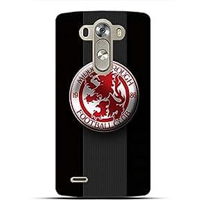 Unique Design FC Ingolstadt Series Football Club Phone Case Cover For LG G4 3D Plastic Phone Case